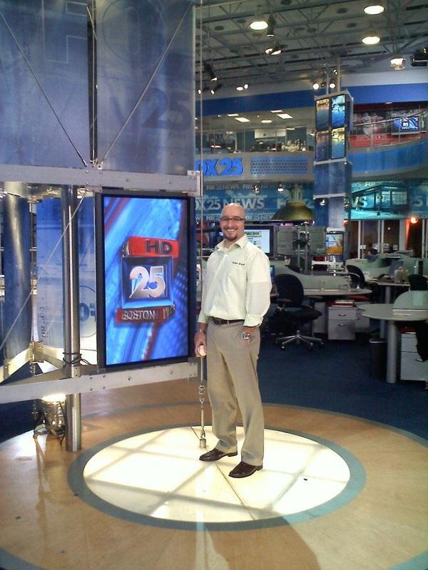 Mookie Appearing on FOX 25 Boston