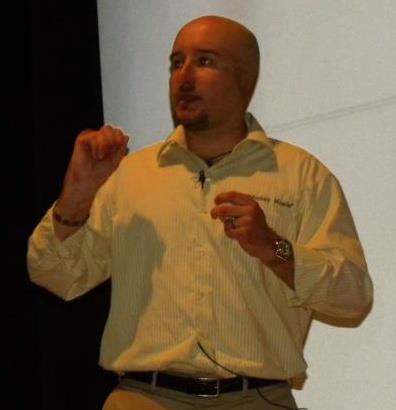 Mookie Presenting at Tantasqua Regional High School